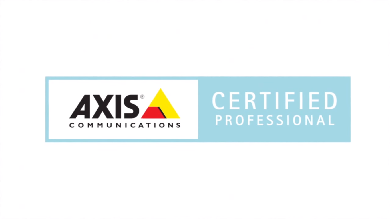 axiscertified