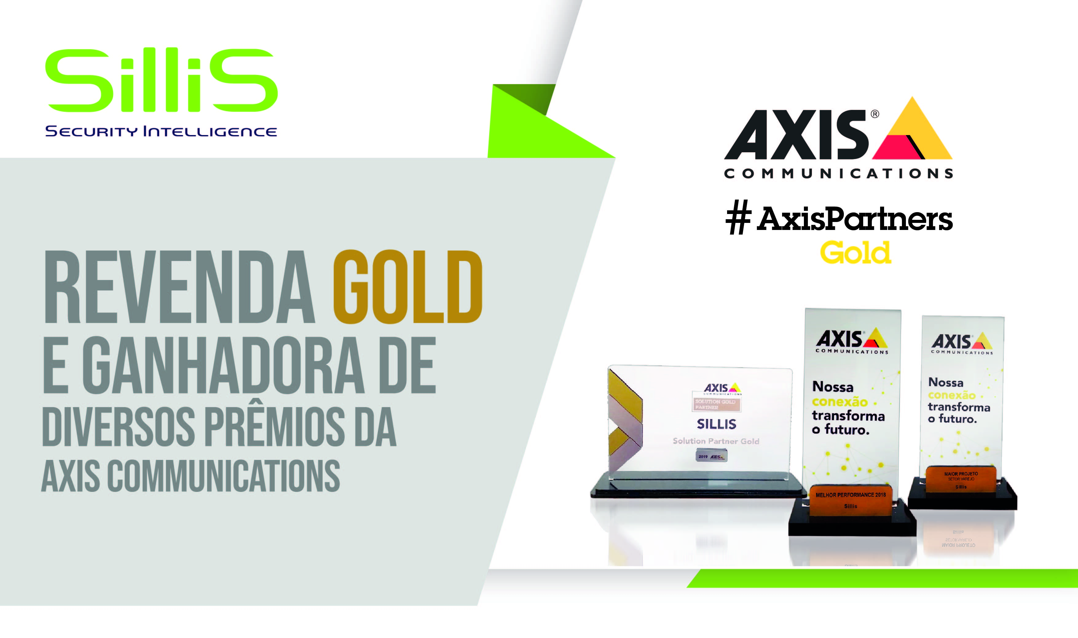 Partner Gold Axis