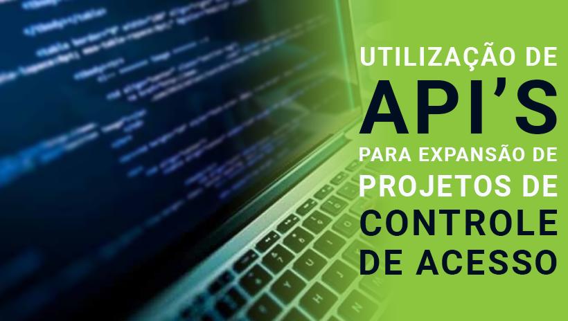 API para expansão de projetos de controle de acesso