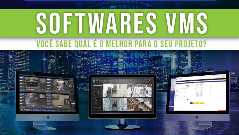 Softwares VMS