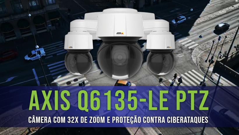 Axis Q6135-LE PTZ