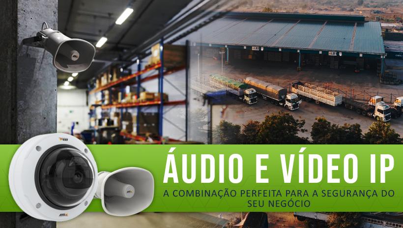 Áudio e Vídeo IP