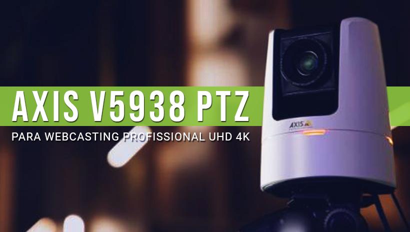 Axis V5938 PTZ