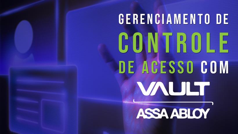 Controle de acesso com Vault Next